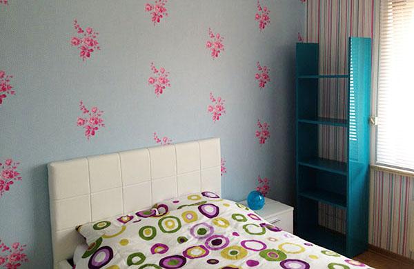 Hippe slaapkamer